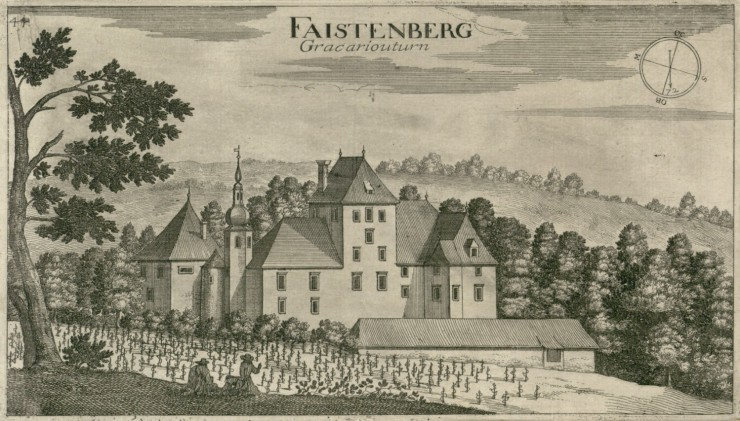 Castle Gracarjev turn