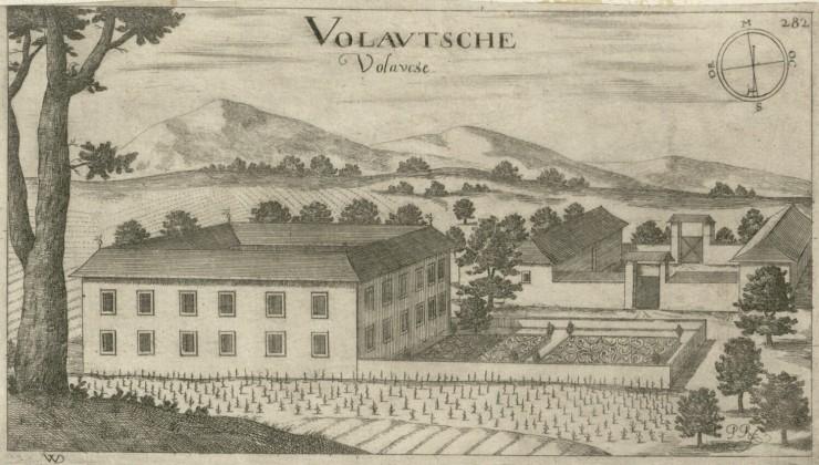 Manor Volavče