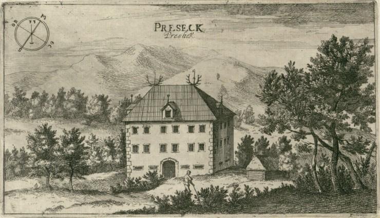Mansion Prežek